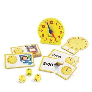 低至$4.7史低价:Learning Resources 益智儿童玩具一日特卖