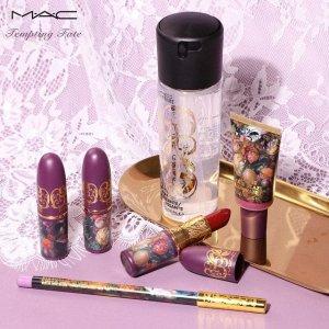 子弹头唇膏$27 已发售上新:MAC Cosmetics 限量复古诱惑 秋日氛围感拉满
