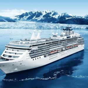 $444起 + 最高$1700船上消费7天阿拉斯加单线 公主邮轮5月多个船期