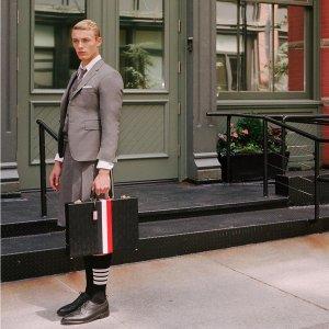 低至4折Cettire 男士潮流专区,麦昆卡包$124,Y-3卫衣$222