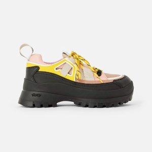 Stella McCartneyUnisex's Multicolor Trail Hiking Boots