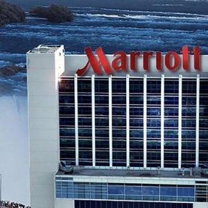 $84/晚 酒店内可俯瞰大瀑布尼亚加拉大瀑布 Marriott 万豪大酒店