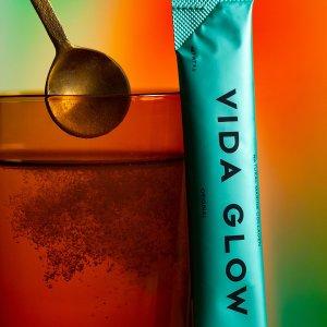 全线8折 全新包装Vida Glow 澳洲星级内服美容 抗老抗衰、改善皮肤、增强免疫力