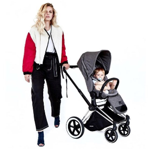 Save Up to $500Cybex Priam Lux Trekking + Cloud Q Plus Travel System