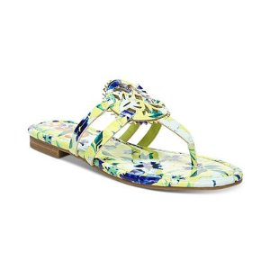 cae093a32 Circus by Sam EdelmanCanyon Medallion Flat Sandals & Reviews - Sandals & Flip  Flops - Shoes