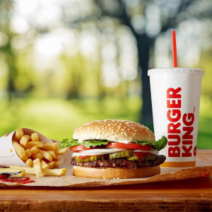 Limited Time for only $5Burger King $10 eGift Card (50% Off)