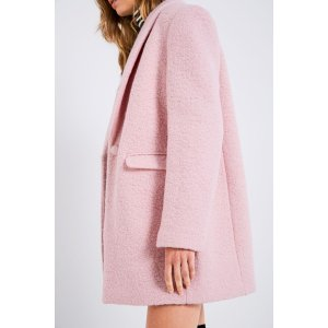 Jack Wills粉色大衣