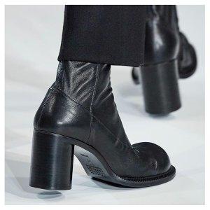 低至2折+最高额外5折 £93收AB经典蝴蝶结单鞋折扣升级:Luisaviaroma 鞋靴专场 折上折一起来做个蜈蚣精