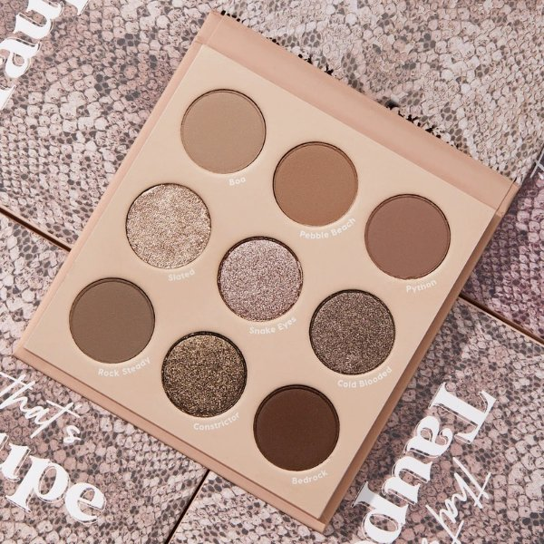 That's Taupe 眼影