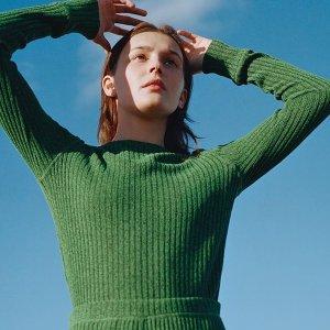 新品无门槛8.5折上新:Arket 秋冬毛衣针织衫专场 长在你审美上的极简风