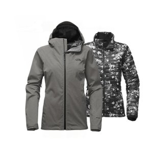 女士保暖夹克外套