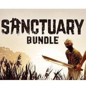 $7.05(原价$177.17)PC 游戏8合1, 含《行尸走肉》《我的战争》《过山车大亨》
