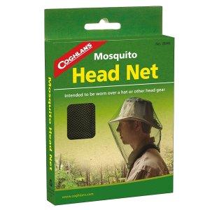 $2.28 (原价$6.99)Coghlan's 头部防蚊网纱罩