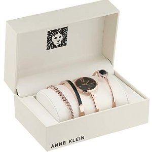 Lowest priceAnne Klein Women's Watch and Bracelet Set