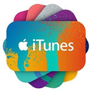 8.5折App Store & iTunes 礼品卡限时特惠