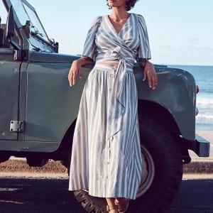 7折  休闲舒适,澳洲品牌Country Road 精选女士上衣热卖