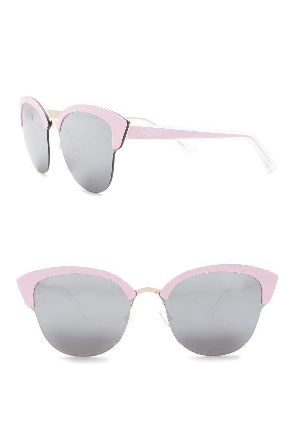 Serena 70mm 猫眼墨镜