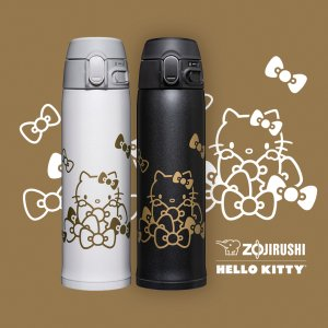 475ml Zojirushi x Hello Kitty联名限定款保温杯