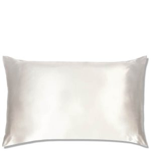 Slip真丝枕套 白色
