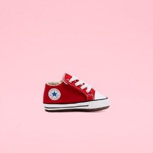 Converse官网 童鞋服饰促销区额外7折