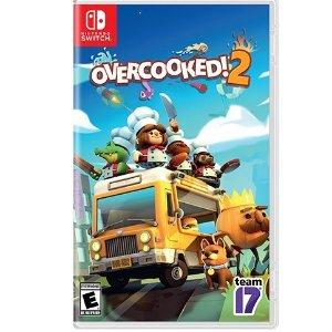 $18.74(原价$24.99)《分手厨房2》Nintendo Switch 数字版