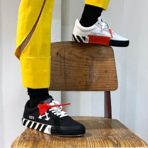 Restock Off White Sneaker @SSENSE