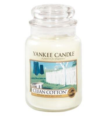 Clean Cotton 香薰蜡烛 L