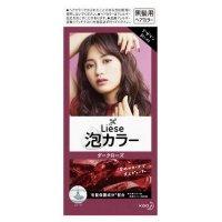 日本 花王 Prettia 染发膏 深玫瑰4901301363732 19年新色