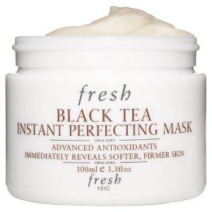 Fresh修护 快速舒缓放松肌肤红茶抗皱紧致修护面膜
