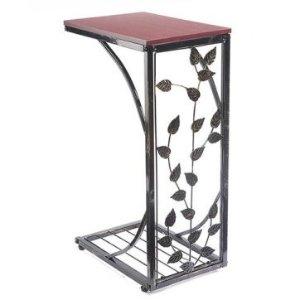 $15.99Yaheetech C型沙发边桌