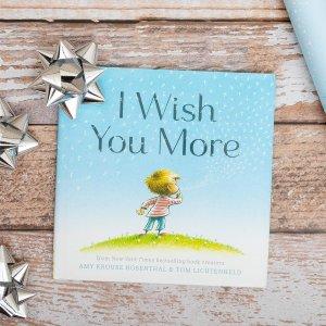 $12.83(原价$20.99)《I wish you more》我祝愿你儿童绘本故事 纽约时报畅销绘本