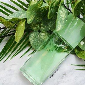 低至2折FragranceNet香水折上折,收雅顿绿茶,范思哲粉钻香水