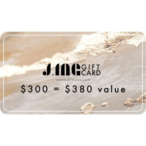 J.INGAnniversary Special Gift Card
