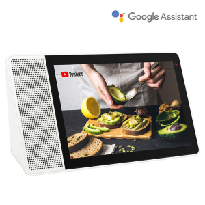 Lenovo Smart Display with Google Assistant Built-In