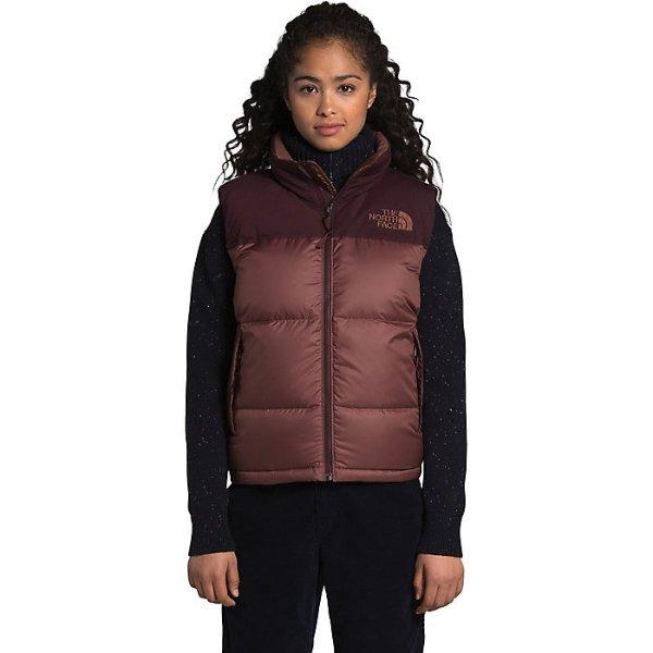 Eco Nuptse 背心外套