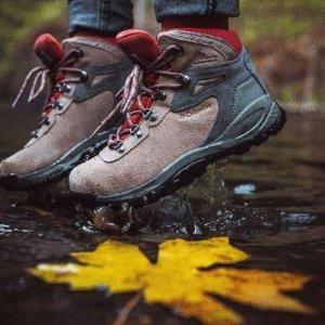 低至5折 $75收户外防水靴Columbia官网 精选鞋履冬季特卖 好价收雪地靴 休闲鞋