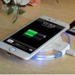 2个装$16.95(原价$74)智能手机/手表无线充电器 随手一甩轻松充电 iPhone&Andriod通用