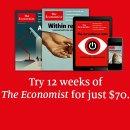 12期仅$70 包括书和电子版《经济学人The Economist》订阅优惠,涨知识同时练英文