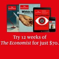 《经济学人The Economist》订阅优惠,涨知识同时练英文