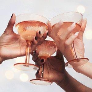 低至68折 $8起酒具 玻璃餐具 高颜值厨具全场热卖