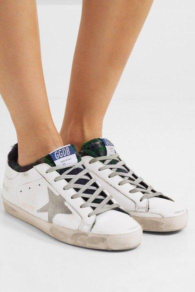 Superstar 网红脏脏鞋