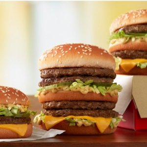 For a Limited Time OnlyMcDonald's Double Big Mac and Little Mac are Here