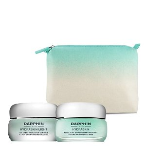 Darphin面霜+面膜鲜活水嫩保湿凝霜50mlx2套装