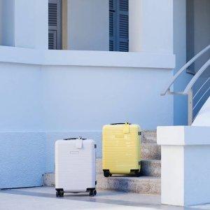 全场7.5折! €236收爆款行李箱Horizn Studios 春季大促 收高端智能行李箱 自带定位可充电