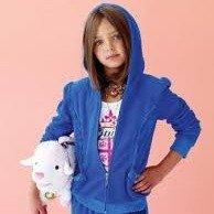 低至2.3折Juicy Couture 精选童装促销 收超值天鹅绒套装