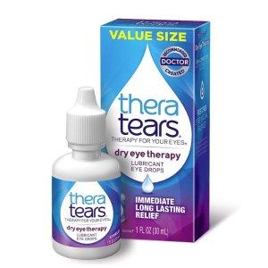 $11.82(原价$18.33) 包邮TheraTears 滋润眼药水 干眼族必备 大瓶30ml