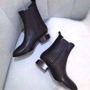 低至2.5折+额外7.5折 收断跟靴Alexander Wang 大王性感美鞋、美包热卖