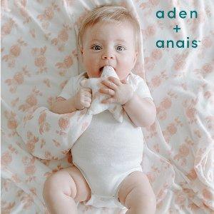 $11.95起aden + anais 全新 Snuggle 超柔针织系列官宣啦