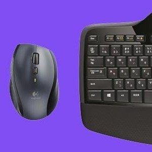 低至5折 £23.99收无线键盘Logitech罗技 键鼠,音箱,耳机等电脑外设闪促