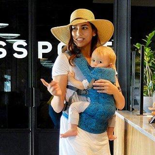 $79.99起Beco Gemini 四式婴儿背带特卖 肩带更宽更舒适